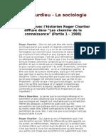 Pierre Bourdieu - La sociologie dérange