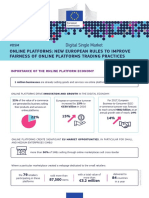 Online Platforms Fact Sheet