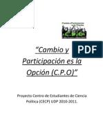 Proyecto CECP 2011