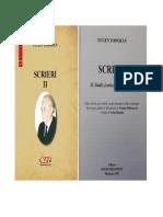 Eugen Todoran - Scrieri II