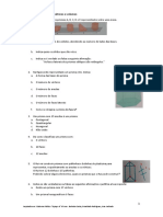 Matemática 6º Ano Módulo III- Sólidos Geométricos. Volumes. - Exercícios Apenas