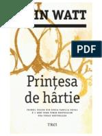 Erin Watt - Printesa de hartie.pdf