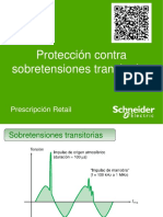 Sobretensiones transitorias