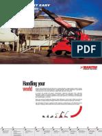 MRT Easy - Brochure Range - IT