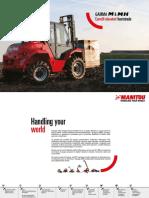 M MH - Brochure Range - IT