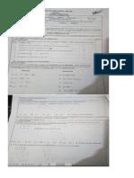 Corrección Del Examen 1 q 1bgu
