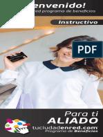 Instructivo Programa de Beneficios