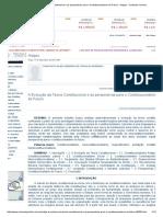 A Evolução da Teoria Constitucional e as perspectivas para o Constitucionalismo do Futuro - Artigos - Conteúdo Jurídico.pdf