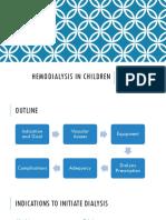 Hemodialysis in Children.pptx