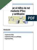 33.- Proteger El Trafico de Red Mediante IPSec y Certificados