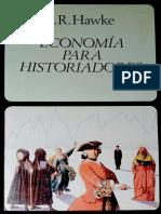 Economía Para Historiadores - G-R -Hawke