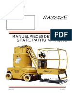 Parts MA0232-00 ANSI English-French