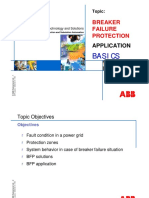 Breaker Failure Protection Basics
