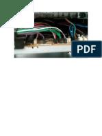 Configuración Cables Internos HPLASJET P2035