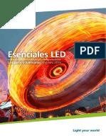 201902 Sylvania Esenciales Led Catálogo Lámparas y Luminarias Febrero 2019