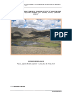 Estudio Hidrologico Laguna Otoctococha