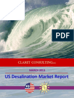 US Desalination Market Report