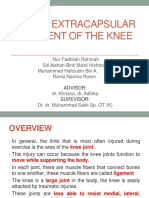 Orthopedic and traumatologi