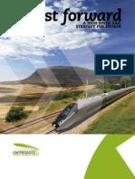 FastForward a high speed rail strategy for Britain