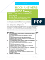 Biology CCEA GCSE Workbook