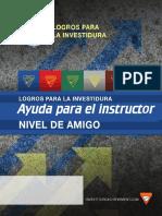 Instructor Orientador conquistadores