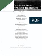 fundamentos de admón financiera