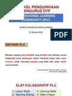 plc lbg