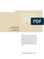 05_Switching Costs Emotional Effects on Dissatisfied Customers Behavior