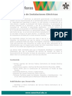 Servicios Instalaciones Electricas