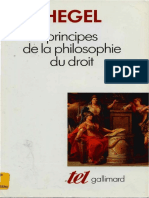 1940_0000_HEGEL_Principes de la philosophie du droit_Préface d'Hyppolite