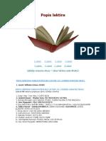 Padezi - Nastavni Listic
