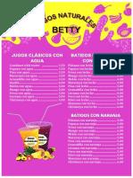 JUGOS NATURALES BETTY para imprimir.docx