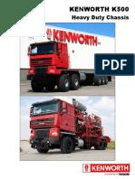 k500 Brochure