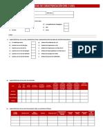 Ficha de Caracterización de La Ugel