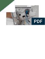 componentes fusor HP2035