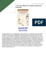El Desnudo Femenino Curso de Dibujo de La Figura Humana (2ª Ed)