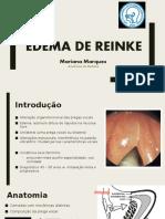 EDEMA DE REINKE.pptx