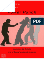 Bruce Lee power punch