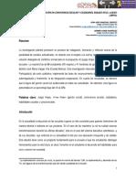 Programa de intervención en convivencia escolar y ciudadanía, basado en el «Juego Limpio». John Jairo Sandoval Cardozo - Germán Conde Rodríguez. Colegio José María Vargas Vila (Bogotá).
