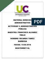 Administración Publica