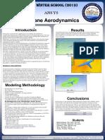 air plane aerodynimcs