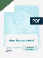 Inglês Fascículo 1 - Cecierj