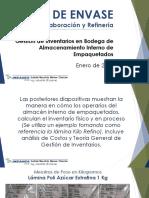 Informe Inventarios