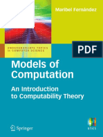 2009 Book ModelsOfComputation