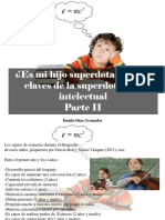 Danilo Díaz Granados - ¿Es Mi Hijo Superdotado?, Las Claves de La Superdotación Intelectual, Parte II