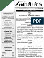 Reforma Al Codigo Civil Guatemalteco