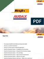 1409-Presentation Rudolf Hensel GmbH and Audax Keck GmbH Gunther Kech AUDAX