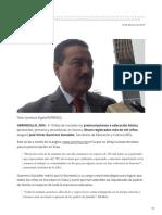 10-02-2019 - Reportan más del 70% de las Perincripciones en Línea en Sonora (SEC) - Expreso.com.Mx