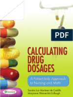 Calculating Drug Dosages a Patient Safe Approach to Nursing and Math (2)