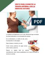 Combatir La Hipertension Arterial
